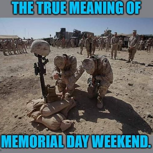 Happy Memorial Day! We thank those for their sacrifice to keep our country safe! #cryonmore #cryotherapy #normatec #infraredsauna #mckinneystrong #memorialday #remembering #monday #painmanagement #painfreepic.twitter.com/vbh0M4hbhi