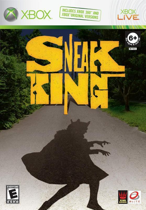 Sneak through various levels and get to the finish in Sneak King  #xbox360 #games #videogames #gamers #adventure
