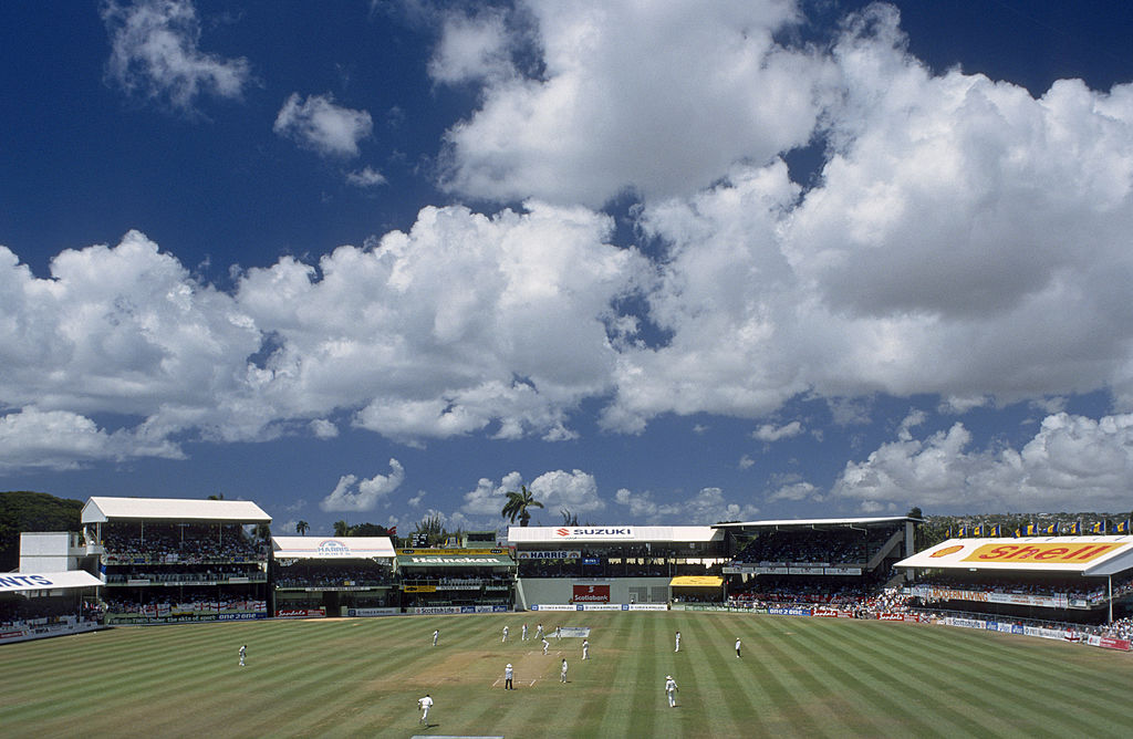 MONDAY BLUES    Can you guess this  cricket ground, which hosted a @cricketworldcup final in the previous decade? <br>http://pic.twitter.com/1p0xOyIKZL