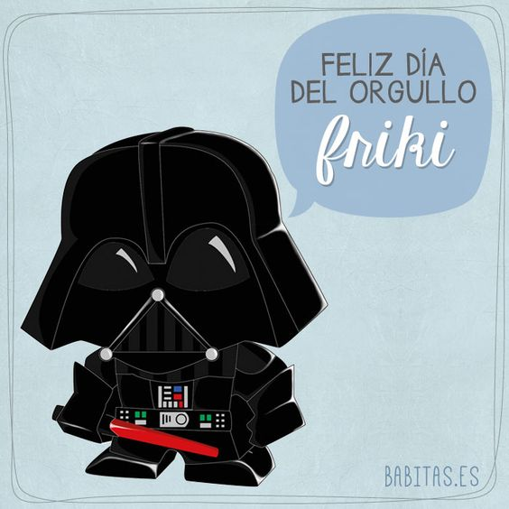 Feliz #DiadelOrgulloFriki #Asilvestrados!! 😀 @FloritaVallcane @PilucaSR @Bic_vic @Chinobi_Ninja @NIEBLA75 https://t.co/wIzNjAGfQR