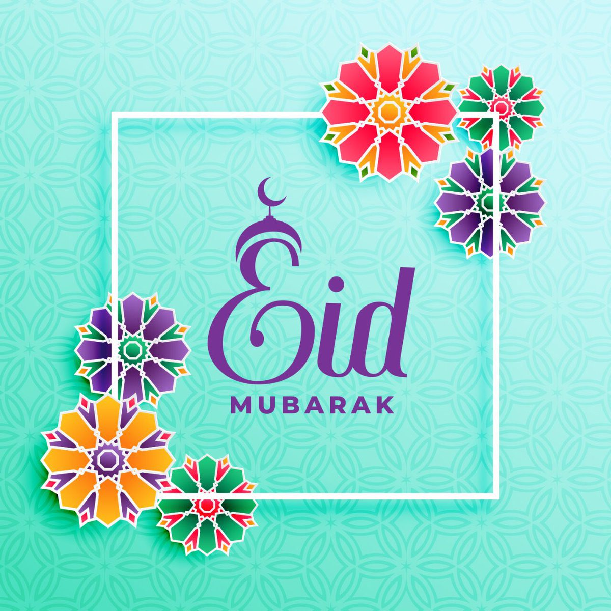 EID MUBARAK ALL OF YOU! 🌙✨❤️ Stay Home! Stay Safe!