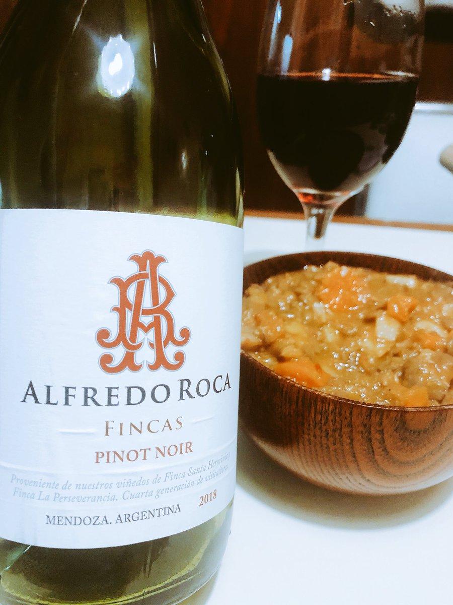 Maridaje para el 25 guiso de lentejas y #pinotnoir @AlfredoRoca  Lo probaste?? #winelover #foodlover #wineandfriends #25demayopic.twitter.com/iQOEm48SPD