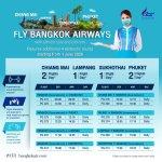 Image for the Tweet beginning: Bangkok Airways has announced that