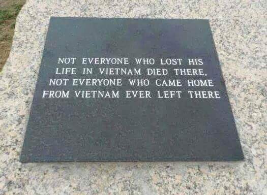To my fallen brothers and sisters my undying gratitude for your sacrifice