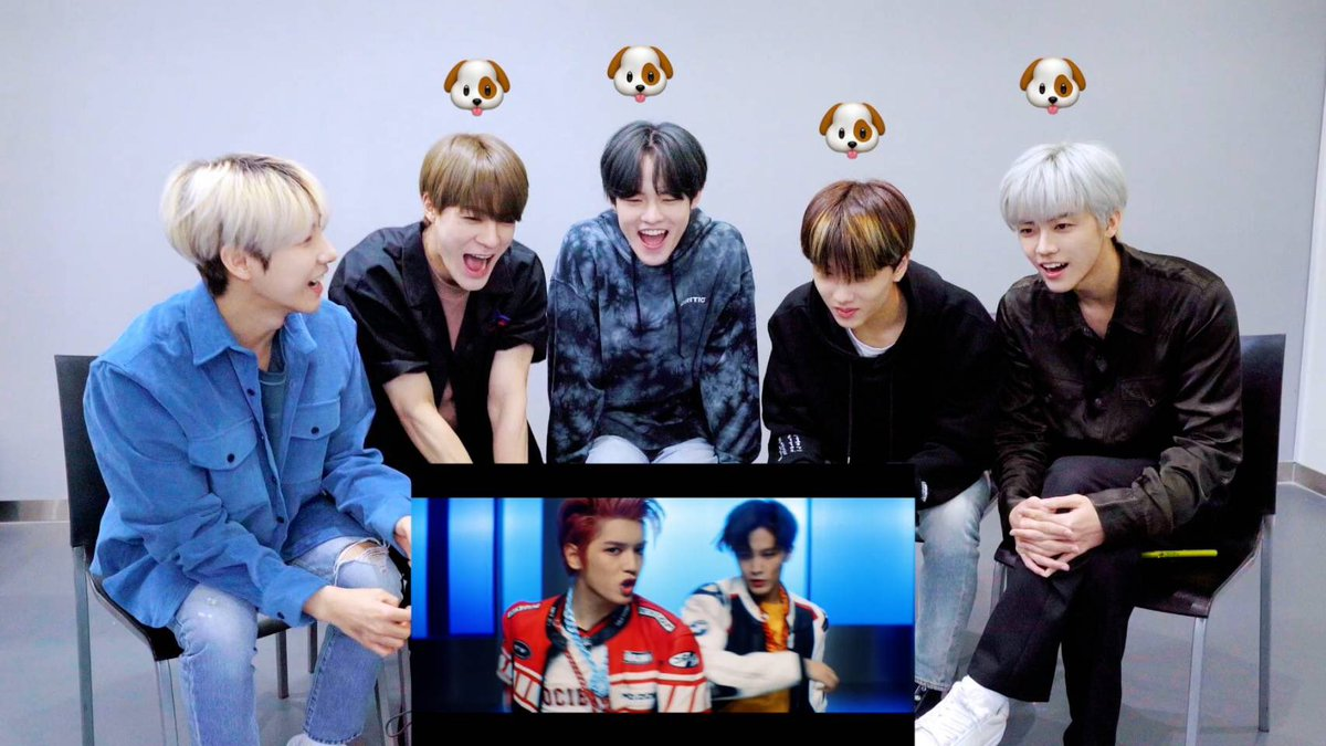 NCT DREAM  REACTION to 'Punch' MV | NCT DREAM ➫ NCT 127   (日本語字幕あり)  #NCT127 #Punch #NCTDREAM #MV_Reaction  #チャンネルNCT #Ch_NCT #채널엔시티