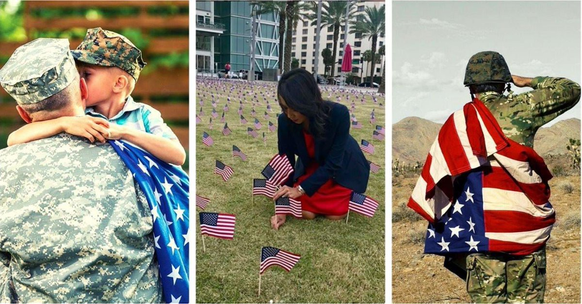 Today, on Memorial Day, we honor the soldiers, sailors, airmen, and Marines who lost their lives in the line of duty. Their valor will never be forgotten—not by their families, their friends, or the nation they served. #MemorialDay #FlaPol #FL07