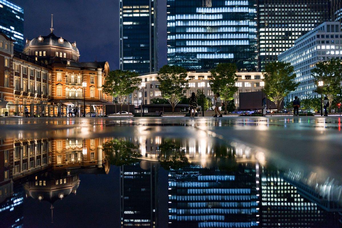 街が動き出す気配 さすがに不安 どんな日々になるか 過去写真より #東京散歩 #写真好きな人と繋がりたい #キリトリセカイ #カメラ男子 #ファインダー越しの私の世界 #東京駅pic.twitter.com/USv9rchi3v