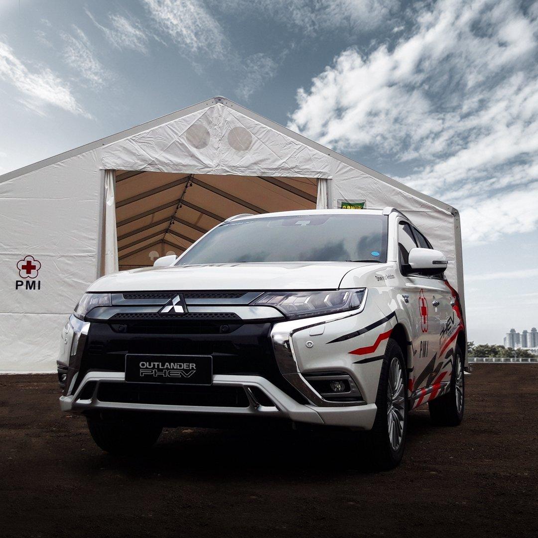Mitsubishi Motors Indonesia memberikan donasi kepada Palang Merah Indonesia (PMI) berupa 9.000 masker N95 untuk penanganan Covid-19. Artikel selengkapnya cek langsung di sini :   #MitsubishiMotors