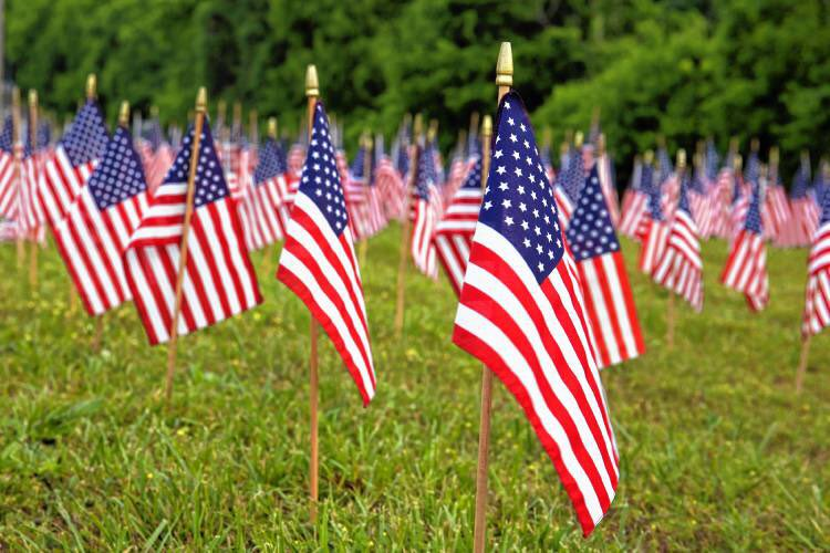 Remembering and saluting the brave servicemen and servicewomen who have protected us. You will be forever respected. #MemorialDay