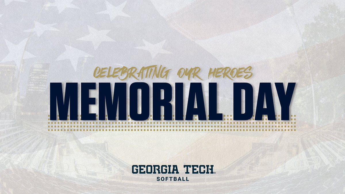 Remembering and honoring our heroes today, and wishing you a safe and happy Memorial Day 🇺🇸