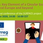 Image for the Tweet beginning: Register now: Online conference »#ReUse: