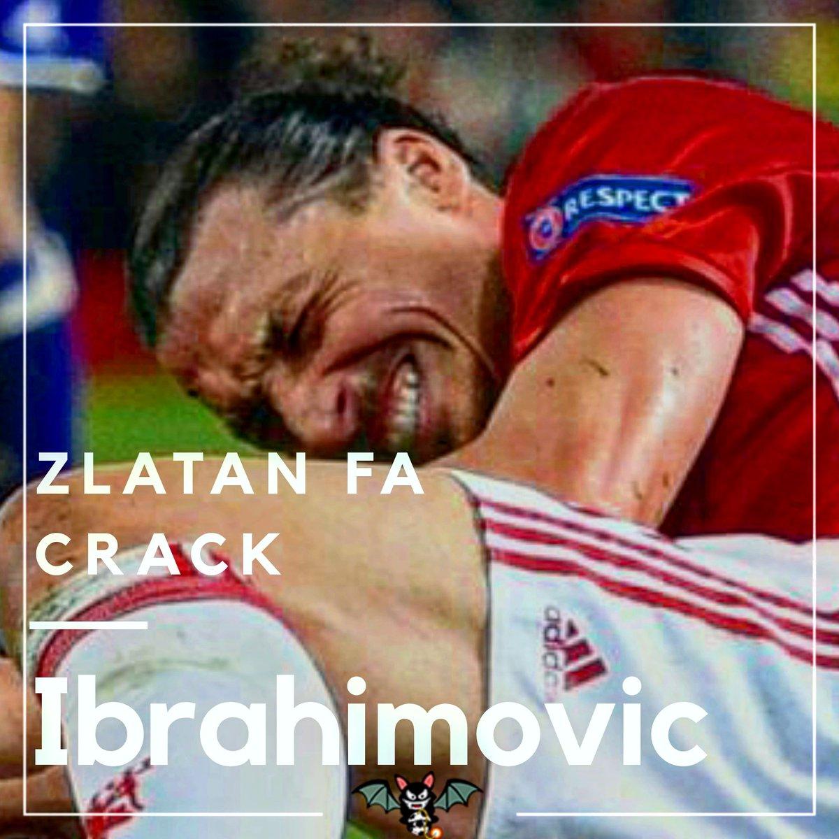 #Ibrahimovic