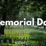 Image for the Tweet beginning: Happy Memorial Day! 🇺🇸 Interco