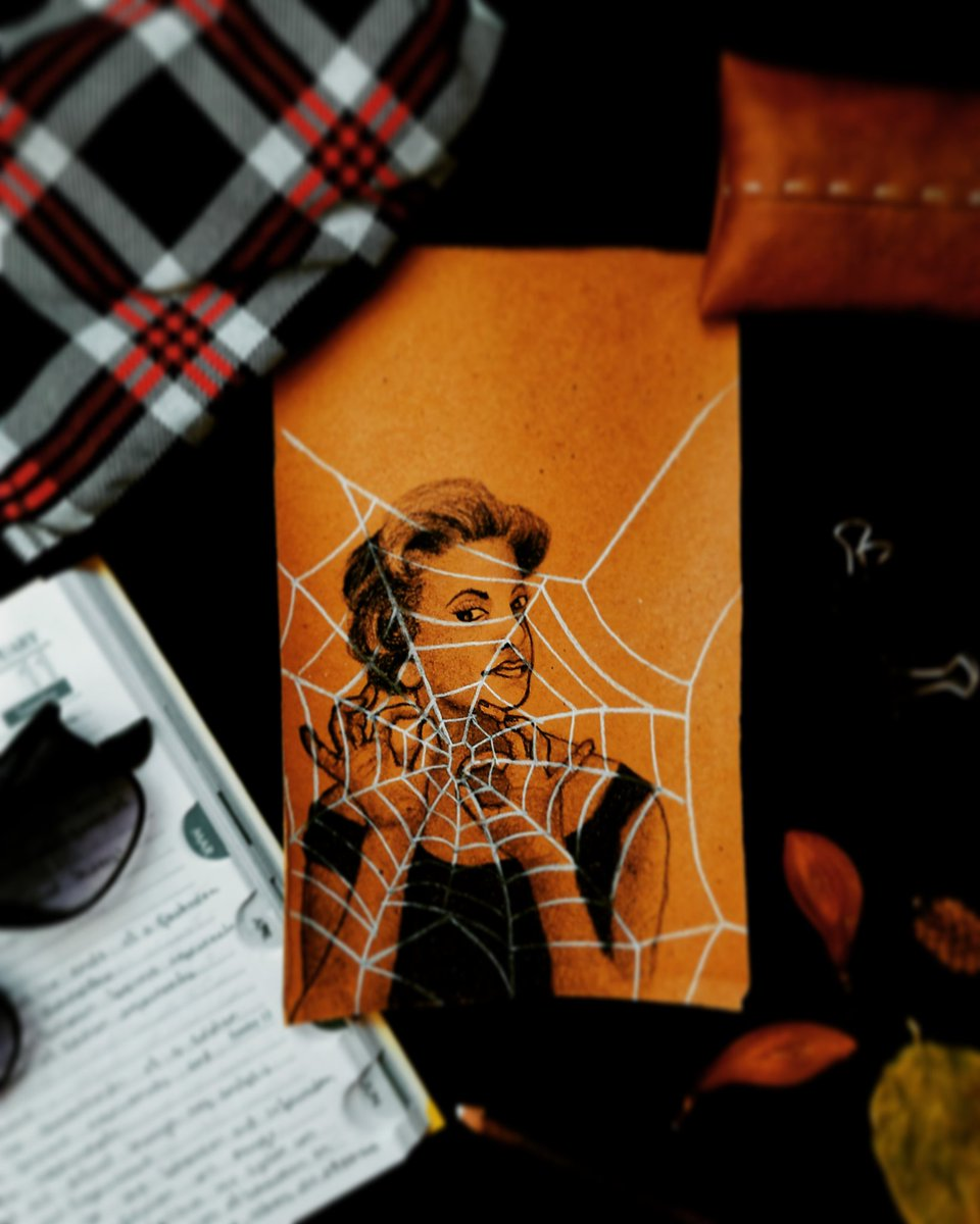 My new sketch  #involutedesign #art #paoty #paotw @SkyArts @NitramCharcoal #charcoalsketch #sketchbook #sketch #artistsupportpledge #ArtistOnTwitter #artistoninstagram #painting #portrait #trendingtopic #flatlay #vsco #nikonphotography #fashion #gallery #Netflix #webseries