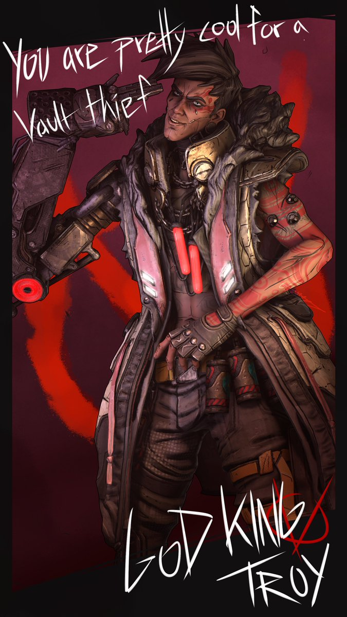 ((i take it back it annoyed me with the error XD)) anyways Troy! #sfm #Borderlands3 <br>http://pic.twitter.com/wBtwMljqio