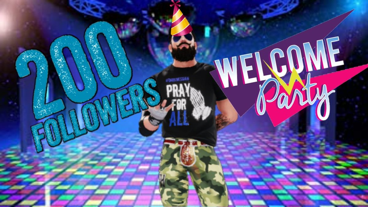Well Its Official!!!!!!!! #ThankYouFor200Followers #PartyTime  pic.twitter.com/dvHPAqWyba