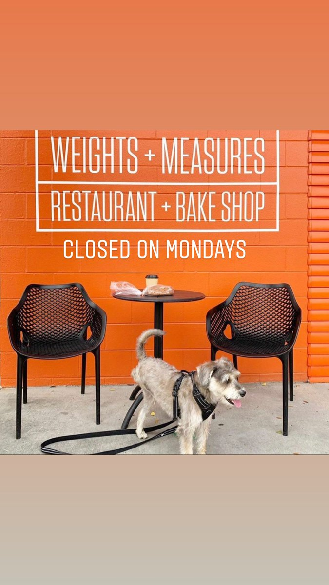 Happy Memorial Day Houston! Just a reminder we are Closed on Mondays. Come see us Tuesday-Sunday at 7am in our Bake Shop for fresh pastries and coffee. #HoustonEats #MondayMood #HoustonDogs #BestFoodHouston #HoustonCoffeepic.twitter.com/KibaGSRSTE