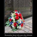 Image for the Tweet beginning: Happy Memorial Day! We raise
