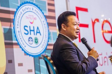 Amazing Thailand Safety and Health Administration - SHA iyaatra holidays