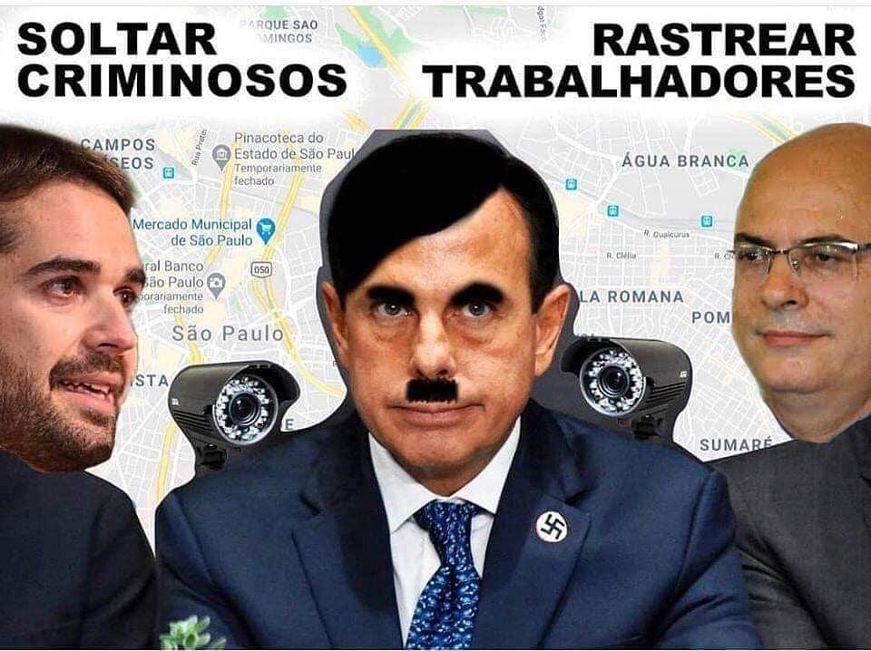 RT @pedropimelo: @jrguzzofatos Fora Dória. #DoriaVaiQuebrarSP  #DoriaDitador https://t.co/E4ymzKsbdV