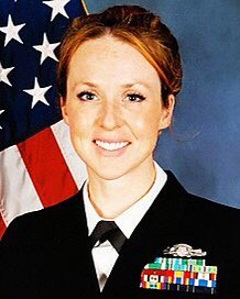 She won awards being a top human intelligence collector and linguist across FIVE combat deployments. She ran a 3:30 marathon. She was a code breaker. She was the noncommissioned officer in charge at the National Security Agency's operations directorate. She was incredible.