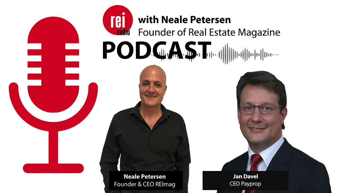Rental collections are down almost 20% in May due to the coronavirus pandemic. In the latest @REIM_SA podcast, PayProp CEO Jan Davel shares his insights into the situation – and sets out a way forward for agents. Click below to listen. https://t.co/Dp6NoZO7d9 https://t.co/5nfczTxr5O