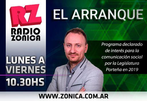 #AIRE #RadioZonica   ¡#ElArranque ya comenzó! Ingresá a http://www.radiozonica.com.ar // App: Radio Zonica y enterate de todo lo que tenés que saber. De 10:30 a 12hs: actualidad, política y mucho más!  #GrupoZonicapic.twitter.com/k7AUTMDYHA