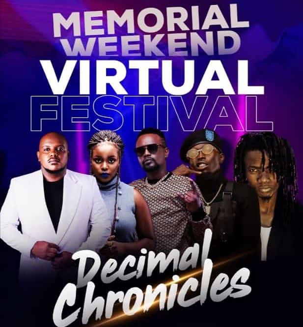 Tonight ... Memorial Weekend Virtual Festival!!! 254 Djs Diaspora & Kenya Facebook Page May 25th 12PM PST / 1PM MST / 2PM CST / 3PM EST / 10PM KENYAN TIME!