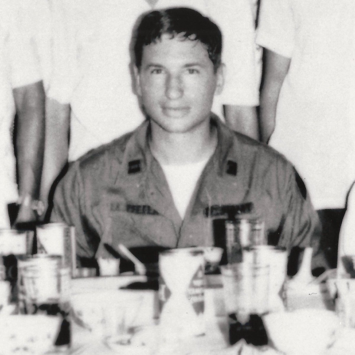 My dad, Artie, lost his life in service to our country in the Vietnam War. He and all who made the ultimate sacrifice fought for us, so let's honor them and the principles for which they served by repairing our divisions and become the UNITED States of America.🇺🇸#MemorialDay