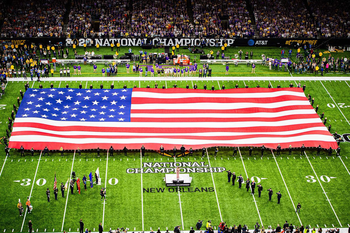 Join the Ole War Skule in saluting and honoring those who gave their lives for our freedom. #LSU #MemorialDay