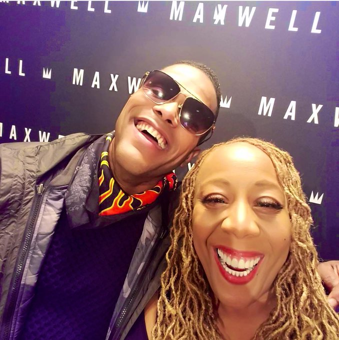 Happy Belated Birthday to Singer Maxwell. He celebrated over the weekend