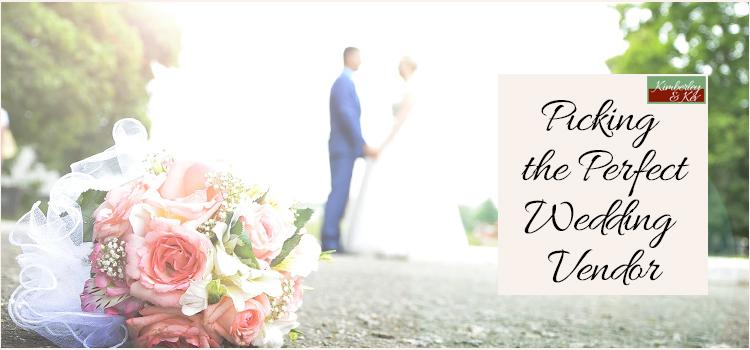 Picking the Perfect Wedding Vendor  http:// rviv.ly/b01HyG     #weddingtips<br>http://pic.twitter.com/8Yhofni1c7