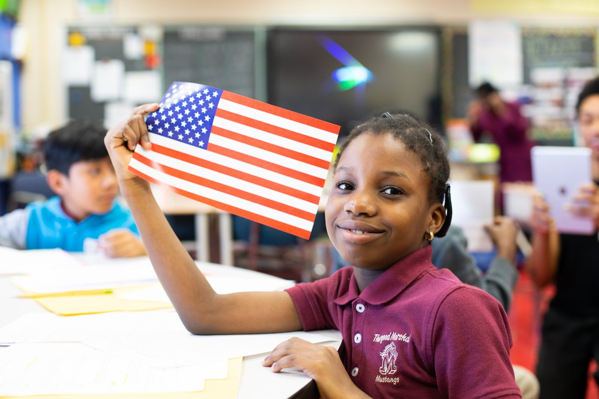 Happy #MemorialDay from all of us at DonorsChoose!