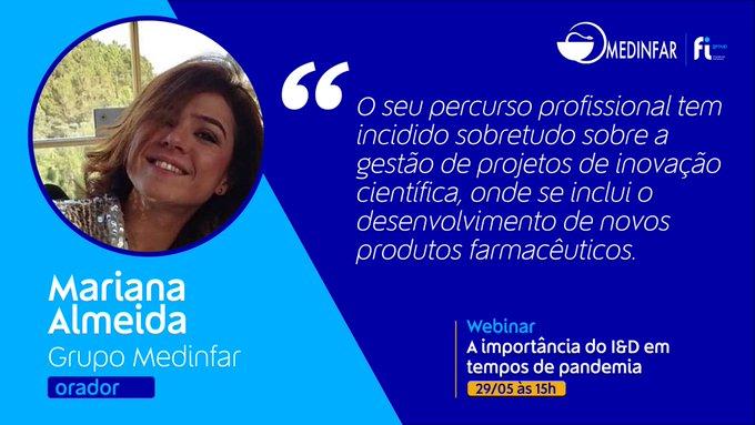 Esta sexta-feira, 29 de maio, vamos falar com Mariana Teixeira Almeida, que desde fevereiro de 2....