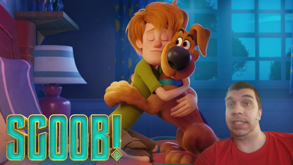 Godogsful1 Adventure just posted a video Watching Scoob With My Parents  https://youtu.be/oksLg_DhxJ0  #Scoob! #ScoobyDoo #MovieClips #Scoob2020!pic.twitter.com/IUOchTrT24