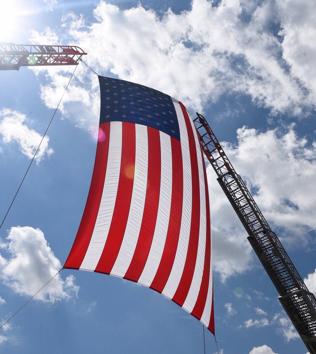 Today we remember, with tremendous gratitude, all those who made the Supreme Sacrifice in service to our country.