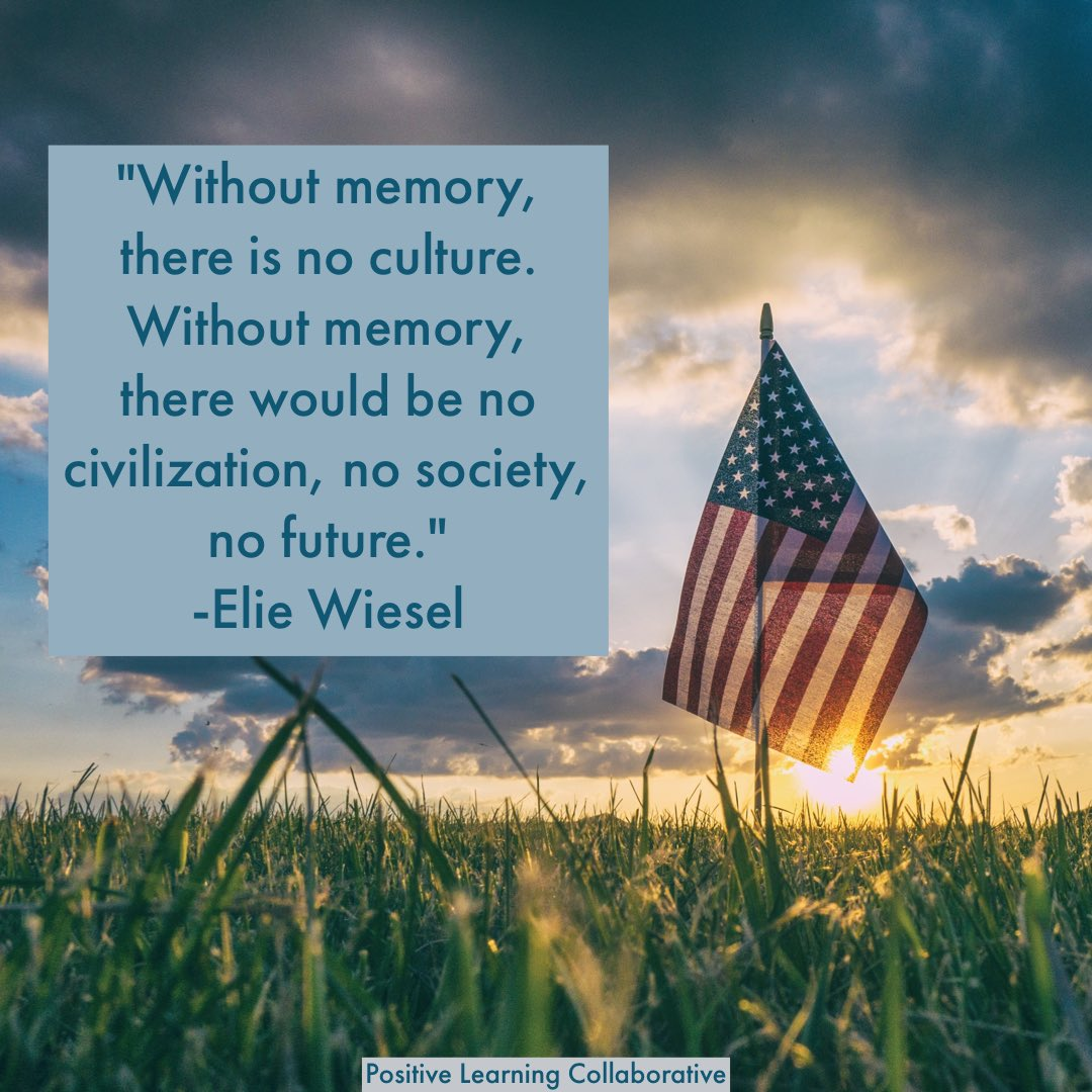 🗣PLC Quote of the Day 🇺🇸 @UFT @NYCSchools #MemorialDay2020