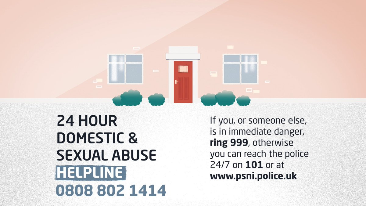 We are encouraging all victims of domestic abuse regardless of age, race, gender or sexual orientation to seek help. If you or someone you know is suffering from domestic abuse contact us on 101 or in an emergency always call 999. #Speakout #KeepingPeopleSafe