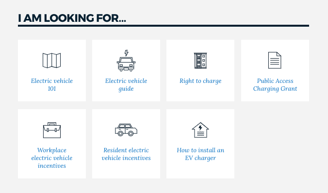 We're taking steps to make sure electric vehicle drivers have access to safe and convenient places to charge in Boston. Here's your guide to electric vehicle resources in #Boston: http://boston.gov/recharge-bostonpic.twitter.com/30LgaUCKJz