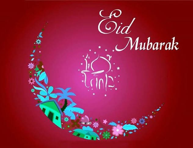 Wishing all my Muslim friends, elders and the Muslim community a very happy Idd. God bless them with more strength to enable them to participate in the nation's progress