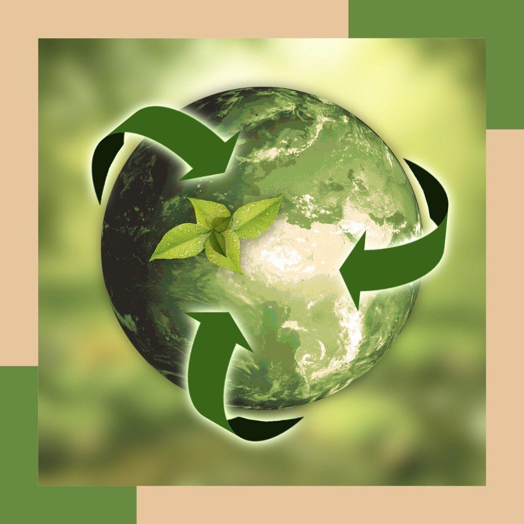 Para salvar la Tierra no solo basta con reciclar! Únete al movimiento del maquillaje ecológico y ayuda a salvar el mundo! l #CosméticaNatural pic.twitter.com/QvPBhydhnO