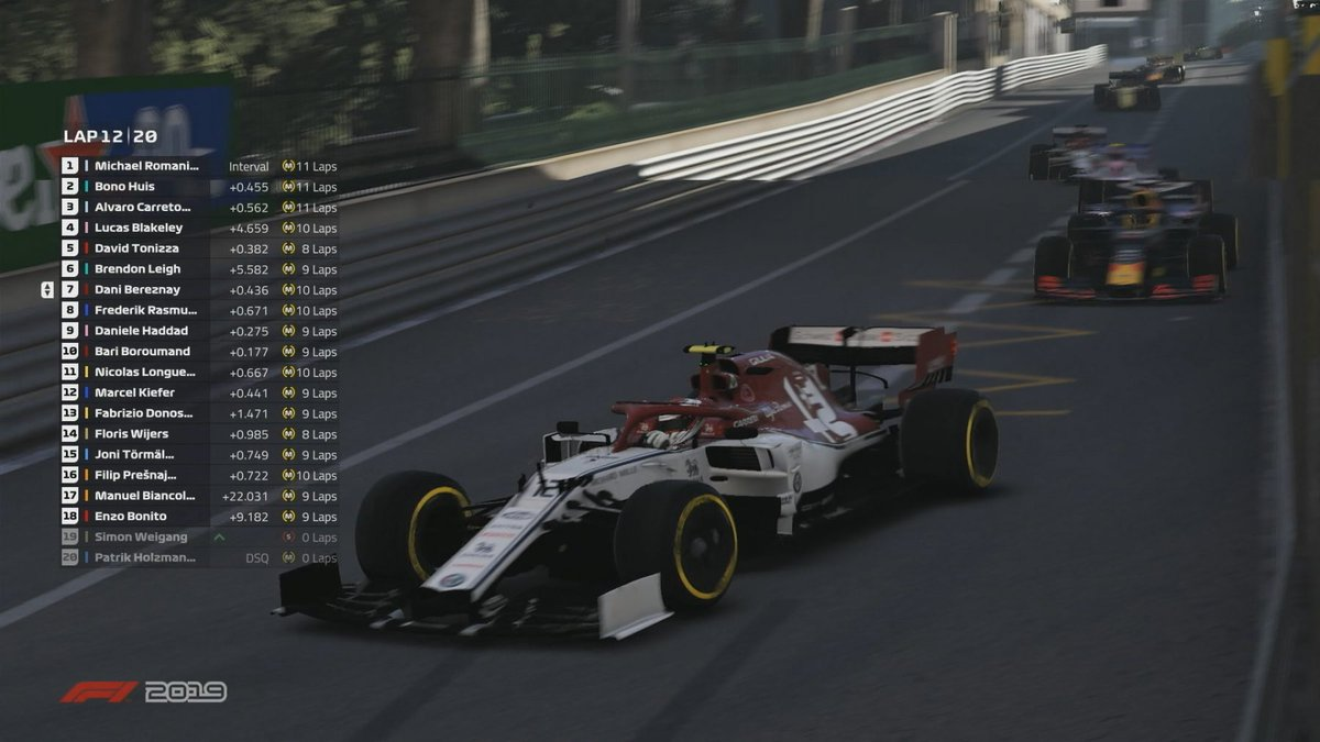 Another exciting weekend of online racing in the twisty streets of the Principality! 🇲🇨  Read more about our #MonacoGP 👇👀 https://t.co/4kue4PfgQn  #F1Esports @VeloceEsports @SauberEsports https://t.co/82oZuCtkzt
