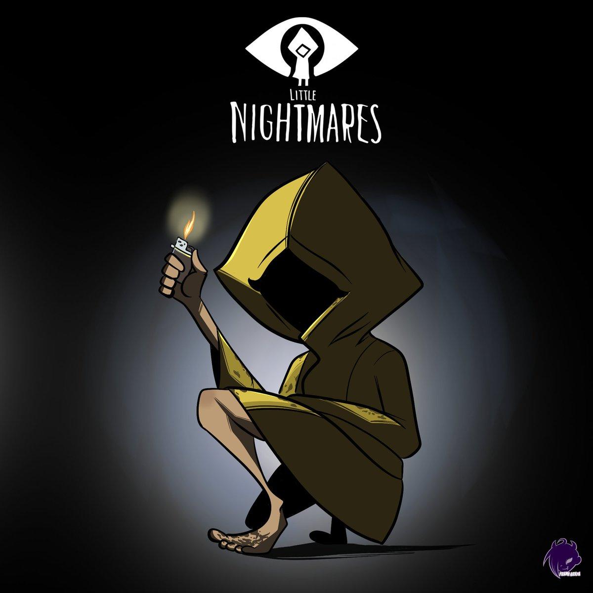 I'm playing Little Nightmares  #littlenightmares #littlenightmaresfanart #videogames pic.twitter.com/CqO1wp9cGQ