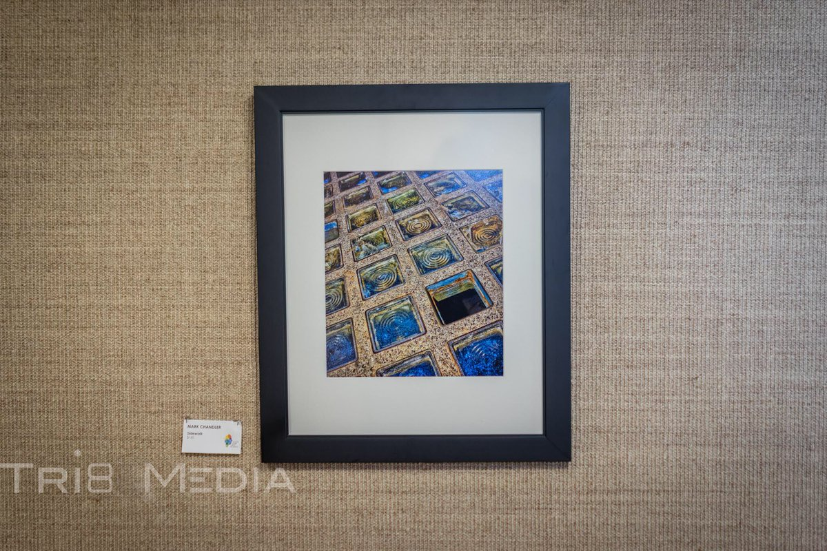 Sidewalk, an artwork by Mark Chandler, from an SCAA exhibit in 2017. There were some great photography exhibited that year. @markchandlerphotography #southcobbartsalliance #communityscaa #urbanphotography #urbanlandscape #georgiaartist #georgiaphotographer #whywesupportartpic.twitter.com/Op1lqsnKYQ