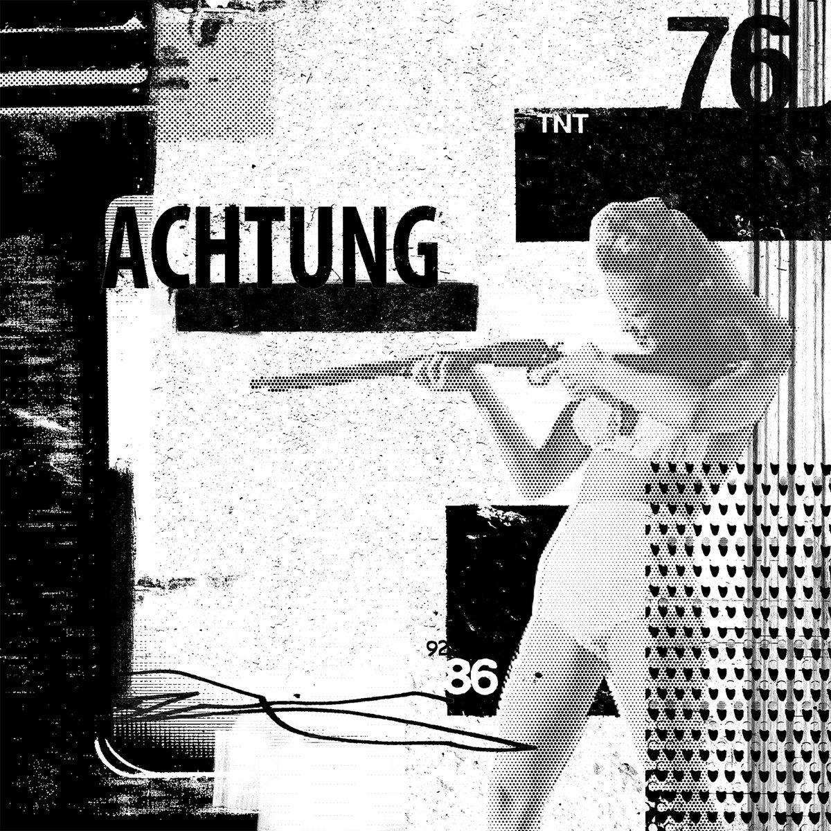 Achtung! #graphicresearch #collage #collageart #compositeart #composite #composition #design #cutandpaste #cutnpaste #digitalcollage #achtung #exploredesign #visualexperiment #graphiccomposition #grafik #graphicdesign #grafikdesign #blackandwhite #bnw #collageseries #dailydesign