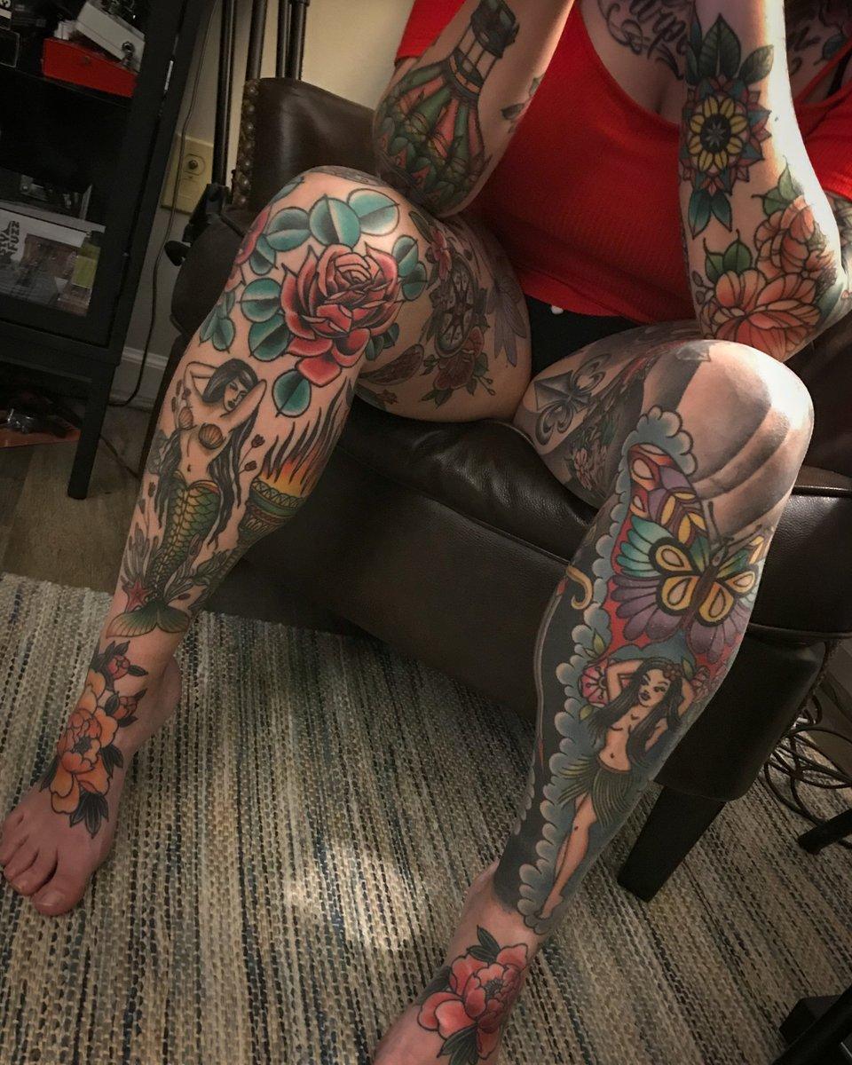 Tattooed Legs #tattooedlegs #legink #legtattoos #tattoos #ink #tattooed #legink #legs #thicklegs #sexylegs #legsleeve #sleevedleg #sleevedlegs #heavilytattooed #inkedgirls #tats #inkedup #ink #inkedlegs #pinup #sexylegs #sexyinkpic.twitter.com/sxYU0A9iEh
