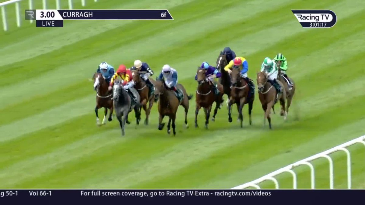 "🗣️""Mr Lupton from last to first!""  A @JPSPENCER1980 special at @curraghrace #OTD last year! @RichardFahey 🙌  #RacingTVFlashback"