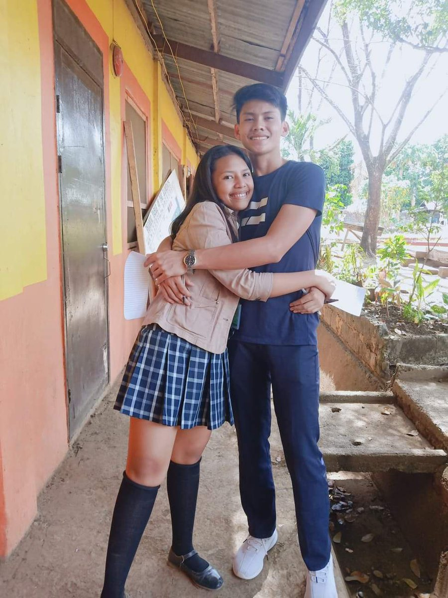 Before this day ends, i just wanna say Happy birthday to this girl right here stay safe and pretty all the time no more kadramahan na ha? Matic mas matanda kapa sakin hahahahaha gbu and mbtc @Maes_Berou<br>http://pic.twitter.com/7WcNSI5Dff