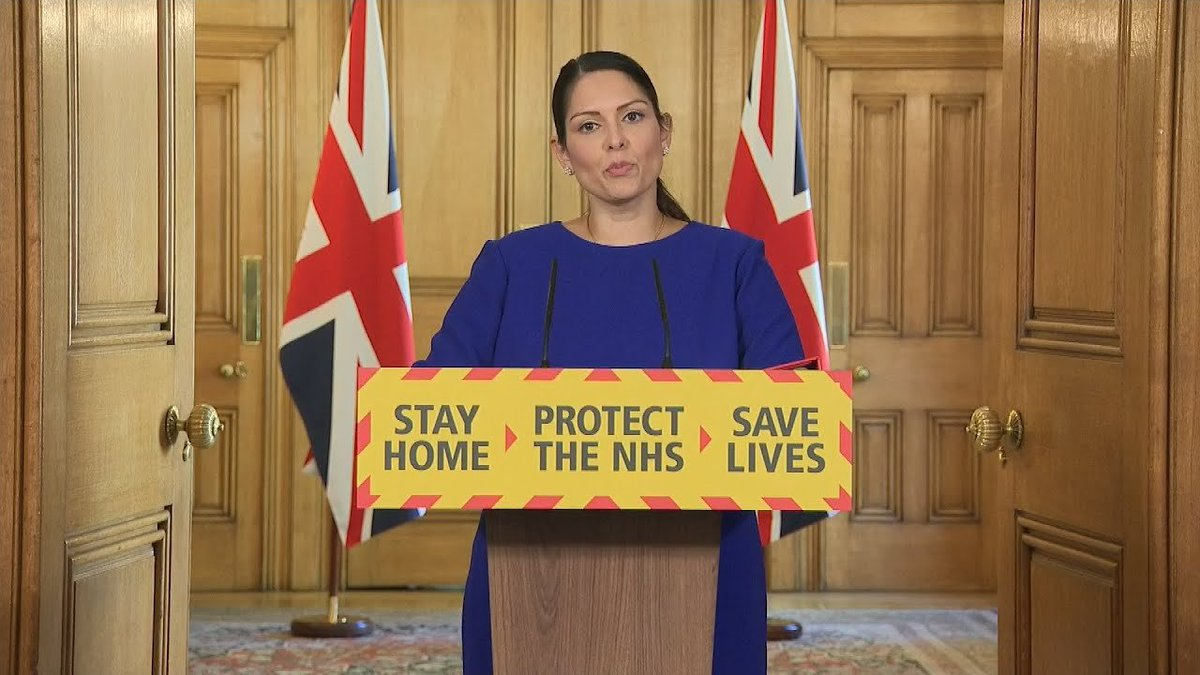 Maybe theyll send Priti Patel out to apologise. Im sorry if people feel Dominic Cummings broke lockdown