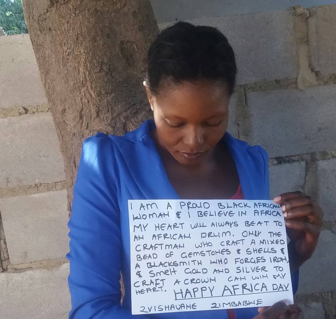 #Africa Women Voices  have spoken, we want our natural resource wealth to work for us.#AfricaDay2020pic.twitter.com/hjy6R3TEQZ